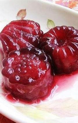 樱桃果肉果冻的做法