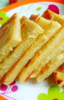 豆渣米面香饼的做法