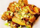 浓浓的异国风味 咖喱柠檬鸡的做法