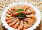 最原味的白灼虾的做法