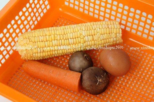 第2步香甜玉米羹的做法图片