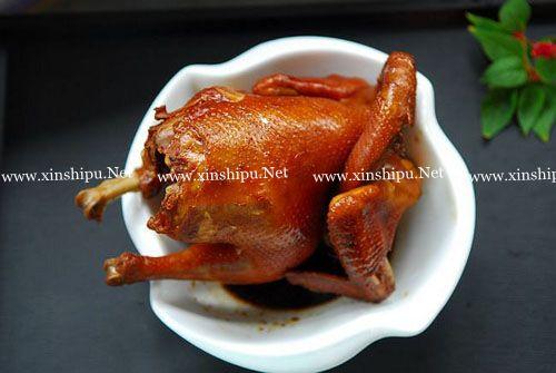第6步自制美味绝伦的豉油鸡的做法图片