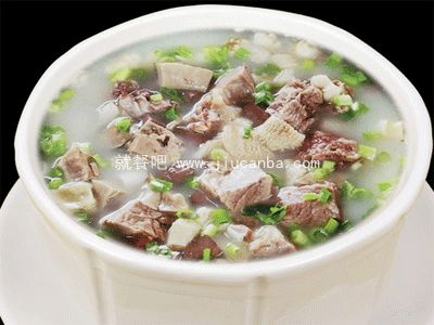 羊肉汤的做法 让营养专家手把手教你